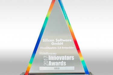 VSD award for VA Embedder | © Silicon Sotware GmbH